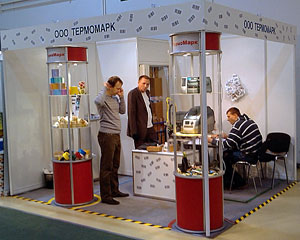 Термомарк на выставке АгроПродМаш 2011