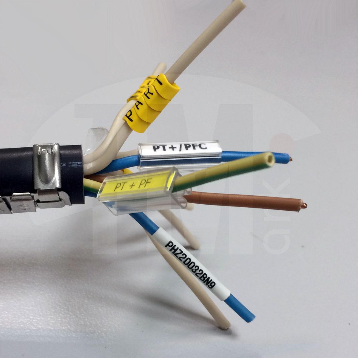 Маркировка провода и кабеля